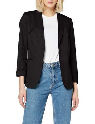 Benetton Women's Classic Slim Fit Suit Jacket
