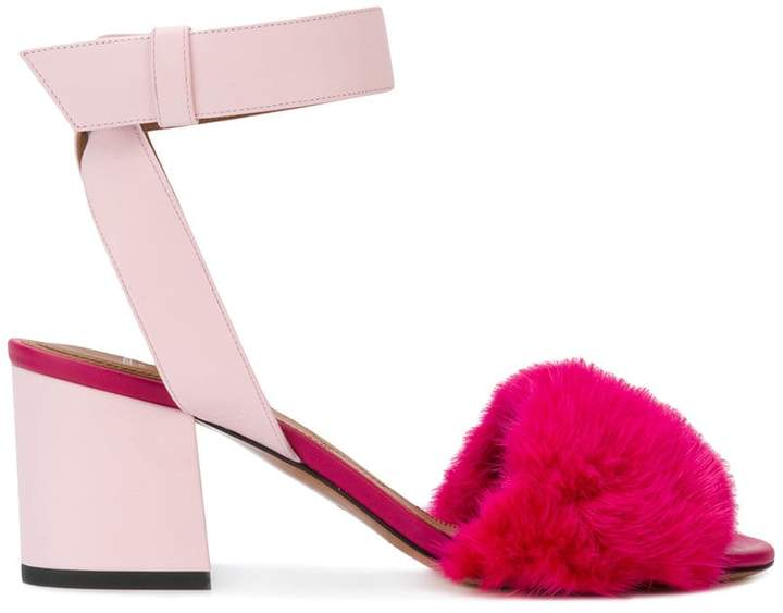 Givenchy mid heel sandals