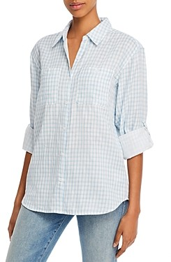 Joie Lidelle Gingham Shirt - 100% Exclusive