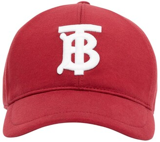Burberry embroidered baseball cap