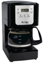 Mr. Coffee Advanced Brew 5 Cup Coffee Maker - Black JWX3