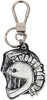 Burberry helmet keyring - men - Leather - One Size