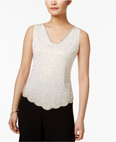 MSK Beaded Top