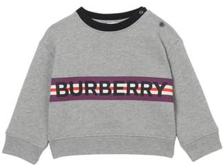 Burberry Marlon Logo Sweatshirt