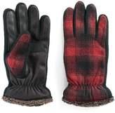 Isotoner Men's Woven smarTouch® Gloves