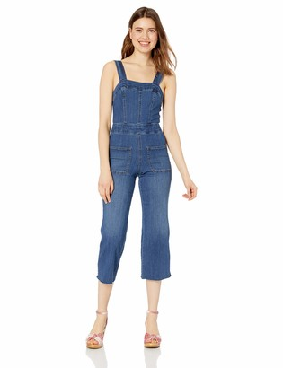 Dollhouse Women's Gizo Denim Jumpsuit 13