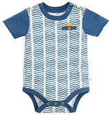 Baby Chevron Organic Cotton Bodysuit