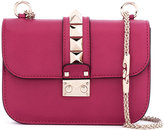 Valentino 'Glam Lock' shoulder bag - women - Calf Leather - One Size