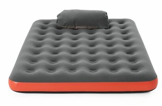 """Bestway Roll and Relax 79.92"""" Air Mattress with Hand Pump"""