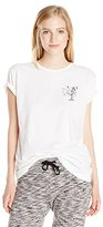 Obey Women's Martini Girl Graphic Tee