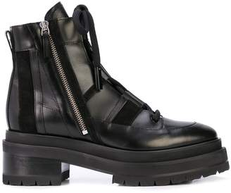 Pierre Hardy Alpha Camp ankle boots
