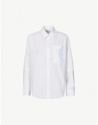 Riley Studio Classic loose-fit organic-cotton shirt