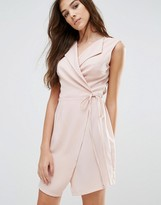 Wal G Wrap Dress