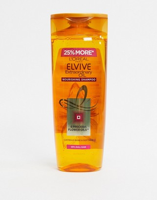 L'Oreal Extraordinary Oil Shampoo for Dry Hair 500ml