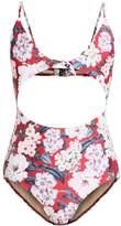 MinkPink MARLENA FLORAL Swimsuit multi