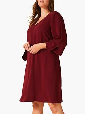 Studio 8 Elmira Swing Dress, Merlot