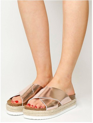Office Mexico Flat Sandal