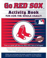 MLB In The Sports Zone Activity Book