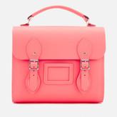 The Cambridge Satchel Company Women's Barrel Backpack - Neon Coral