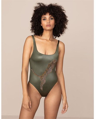 Agent Provocateur Indiana Swimsuit