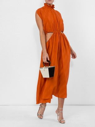 Fendi Cut-out Detail Dress