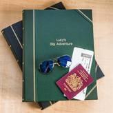 Noble Macmillan Personalised Large Leather Scrapbook