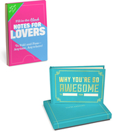 Knock Knock Fill in the Love Notes & 'So Awesome' Fill in The Love Notes