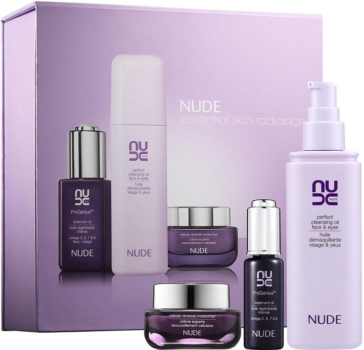 Sephora NUDE Skincare Essential Skin Radiance Kit