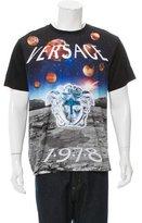 Versace Medusa Galaxy Print T-Shirt
