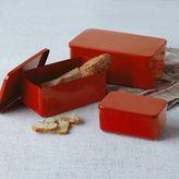 west elm Rectangular Biscuit Tins