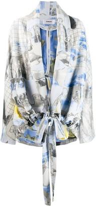 Chalayan Printed Jacket