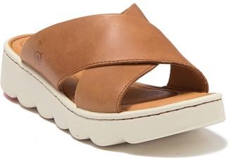 Børn Awuna Platform Slide Sandal
