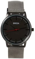 Frank + Oak Breda Watch - Valor in Gunmetal
