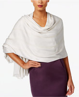 INC International Concepts Metallic Stripe Scarf, Only at Macy's