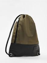 Calvin Klein Volume Flat Drawstring Backpack