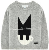Burberry Graphic cashmere sweater