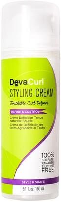 DevaCurl STYLING CREAM Touchable Curl Definer
