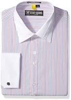 Stacy Adams Men's Classic Fit Cannes Dress Shirt