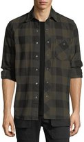 Hudson Weston Plaid Shirt