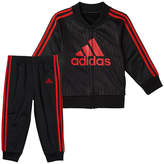 adidas Toddler Boys 2-pc. Striped Track Suit