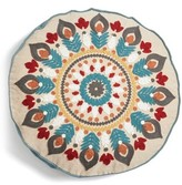 Levtex Presidio Embroidered Round Accent Pillow