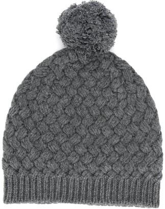 Dolce & Gabbana knitted beanie hat