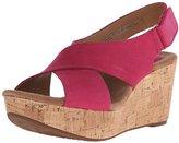Clarks Women's Caslynn Shae Wedge Sandal