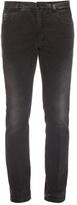 Fendi Faces-pocket Slim-fit Jeans