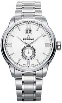 Eterna Men's Adventic 41mm Steel Bracelet & Case Quartz Silver-Tone Dial Analog Watch 2971-41-66-1704