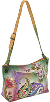 Anuschka Medium Hobo- Jaipur Paisley