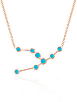 Logan Hollowell - New! Taurus Turquoise Constellation Necklace
