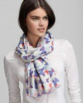 Lola Rose Abstract Moth Layer Scarf