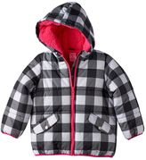 Carter's Girls 4-8 Hooded Puffer Jacket