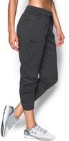 Under Armour Women's Lightweight Storm Armour Fleece Jogger Pants